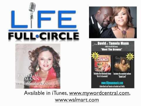 David and Tamela Mann Interview-Life Full Circle Host Miguel Lloyd