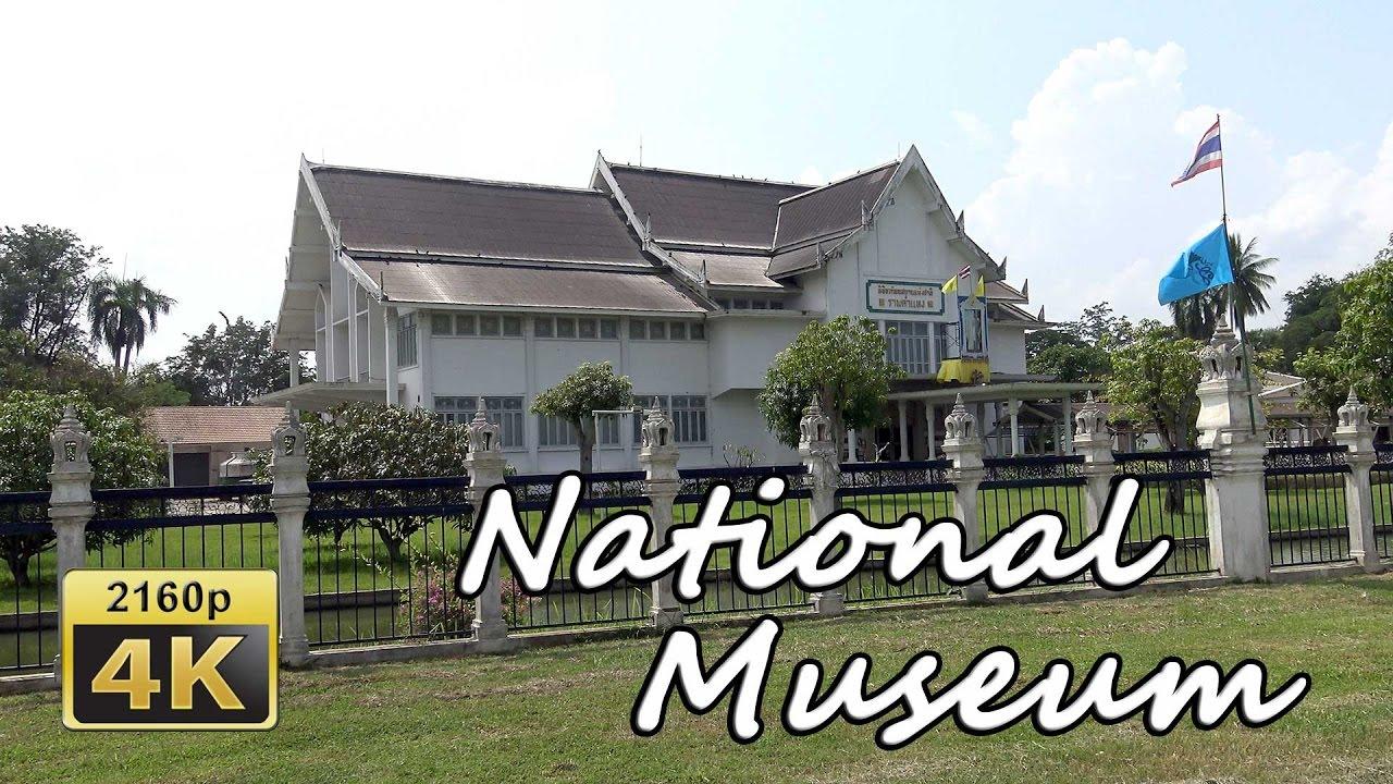 Market and Ramkhamhaeng National Museum Sukhothai ...