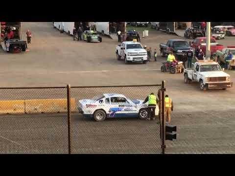 7W Waldorf Racing Purestock Feature 5-12-18 Viking Speedway