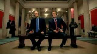 "New Super Bowl Commercial 2008 - Coca-Cola: ""Carville/Frist"""