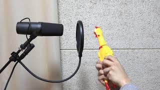 Реп клип от кричащей курицы