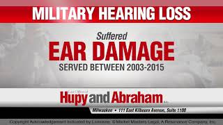 Military Hearing Loss Due To Defective Combat Earplugs? You May Be Entitled to Compensation.