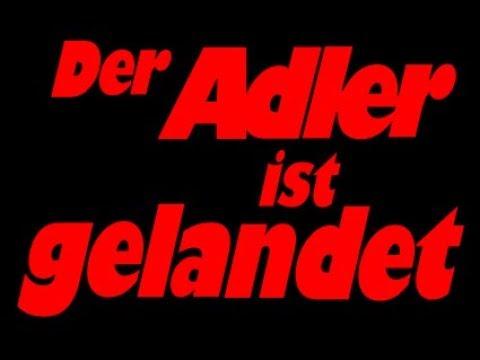 Der Adler ist gelandet Kriegsfilm Deutsch 1976