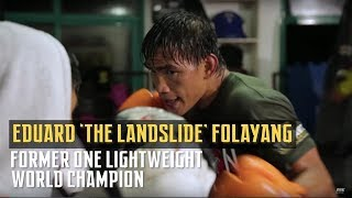 ONE Feature   Eduard Folayang's Early Struggles