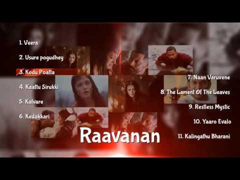 Raavanan Tamil Songs   Music Box