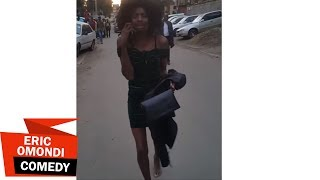 Slay Queen akitoka club asubui. (How Slay Queens leave the club in the morning)😂😂😂😂😂😂😂😂😂😂