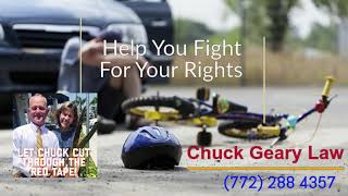 Bicycle Accident Stuart Florida Chuck Geary Law Office Personal Injury Attorney