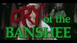 Cry Of The Banshee (1970) original trailer - Vincent Price