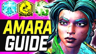 Borderlands 3 | Amara Guide -  Playstyles, Talents, Abilities, Builds & More (For Beginners)