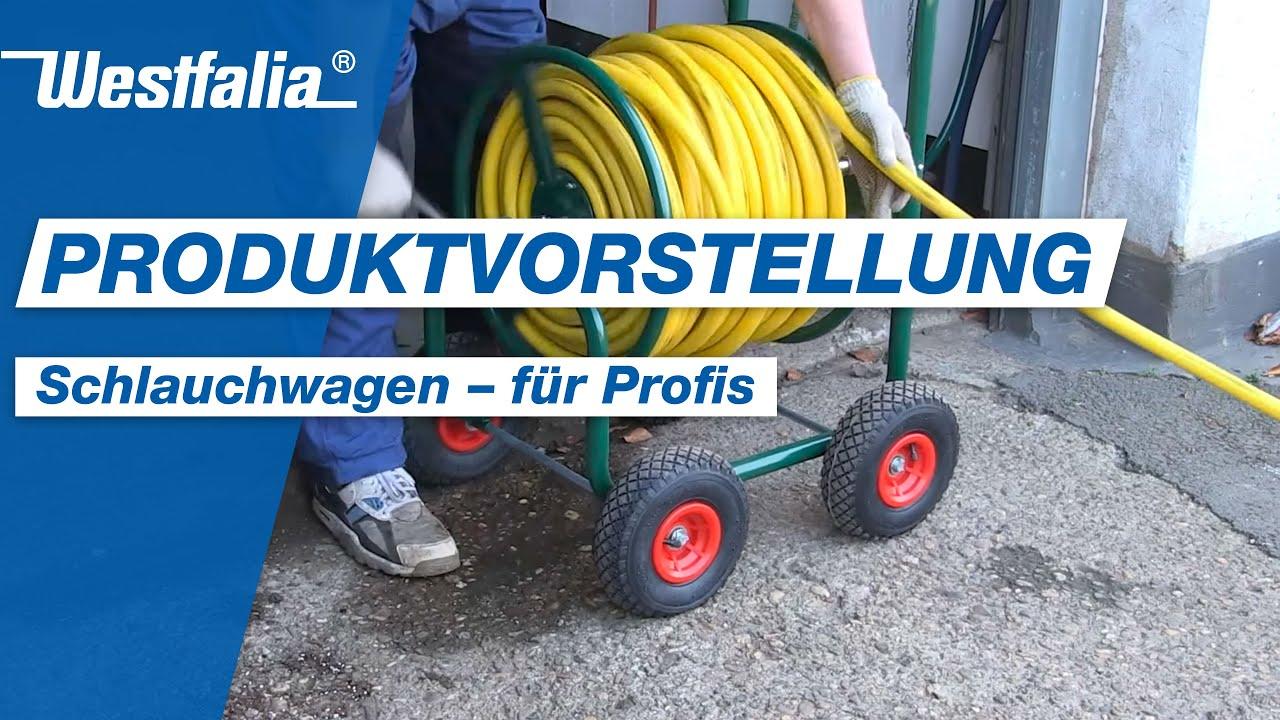 """profi schlauchwagen """"agri shop"""" - youtube"""