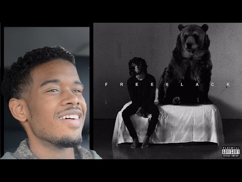 6LACK  FREE 6LACK First REACTIONREVIEW