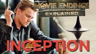 Christopher Nolan's INCEPTION - Movie Endings Explained (2010) Leonardo DiCaprio