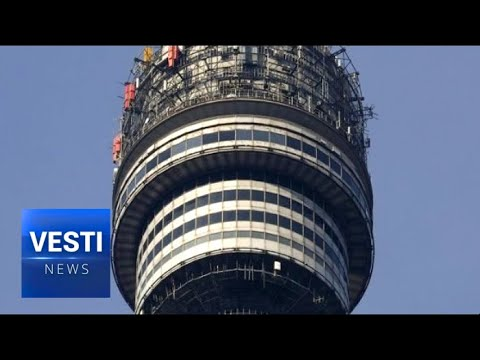 Europe's Tallest TV Tower Celebrates 50 Year Construction An