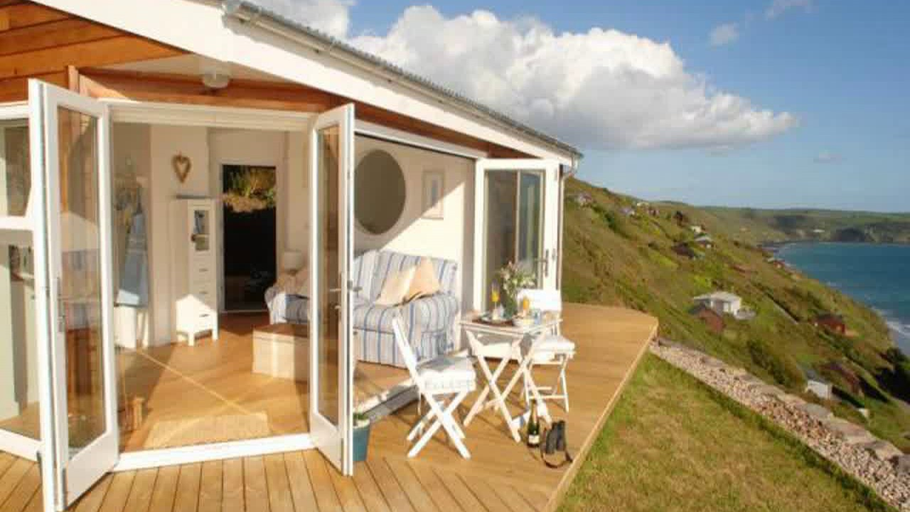 Small Beach House - YouTube