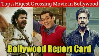 Top 5 Highest Grossing Bollywood Movies Of 2017