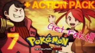 Pokemon Revolution Online: Part 7 - Ultimate Action Pack!!! By Marknima