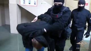 Задержание мошенников-экстрасенсов сотрудниками МВД Москвы и Костромы