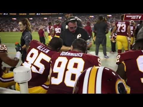 Redskins Nation: DL Jonathan Allen (4/18/18)