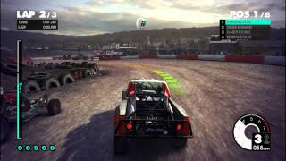 Dirt 3 on ATI 5750 & AMD Athlon II x4 640 Ultra Settings