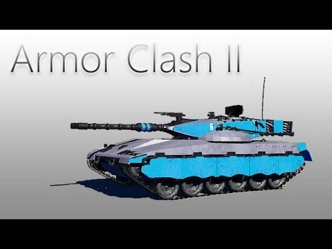 تحميل لعبة Armor Clash II v2 الاستراتيجية للكمبيوتر مجانا