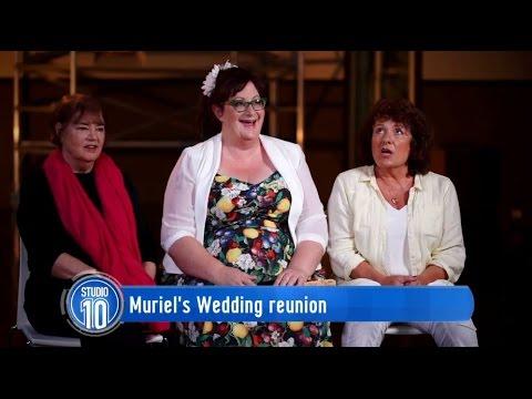 Muriel's Wedding Reunion   Studio 10