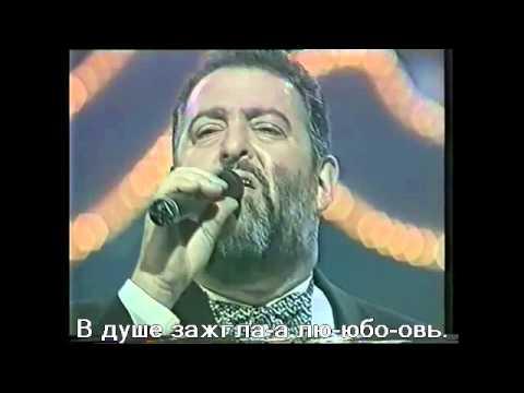 Михаил Шуфутинский - Две свечи (с субтитрами)