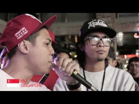 MALAYSIA VS SINGAPORE RAP BATTLE TRAILER (RTB FEST 2013)