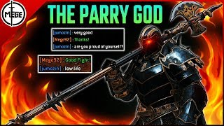 LB IS OP - The PARRY GOD makes people SALTY! [For Honor]