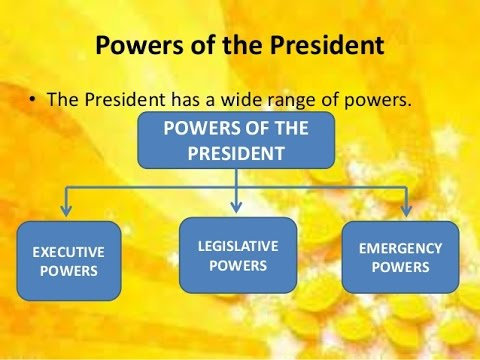 powers of the presidency Start studying 8 powers of the president learn vocabulary, terms, and more with flashcards, games, and other study tools.