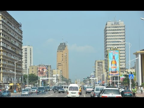 Kinshasa: a travers Kintambo and Kinsuka, Congo