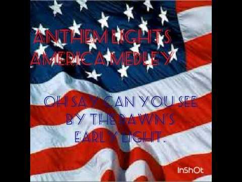 Anthem Lights - America Medley - lyric video