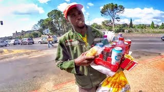 Acts of Kindness 2018 - Feeding the Homeless with Airo Rider