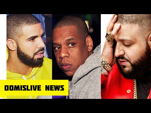 """Jay Z Diss Drake on DJ Khaled's 'Shining' with Beyonce on NEW Album 'Grateful' """"Drake's not a Boss"""""""