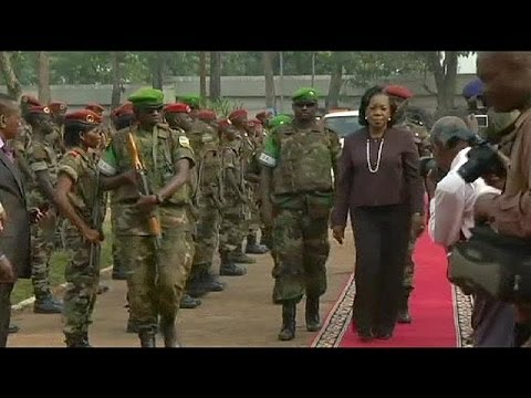 Soldiers lynch man at army ceremony in Central African Republic
