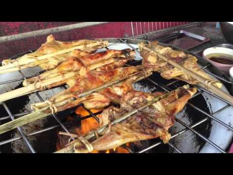 TaluiTamtawan Food Reviews : Somtam Khao Suan Kwang ไก่ย่าง เขาสวนกวาง หาดใหญ่ ชิมกันแล้วยังครับ