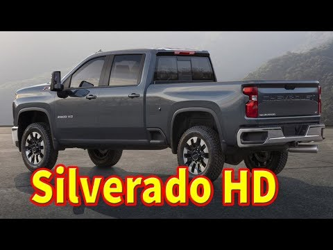 2020 chevy silverado hd 2500 | 2020 chevy silverado hd release date | 2020 chevy silverado hd price