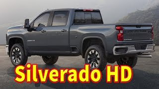 2020 chevy silverado hd 2500   2020 chevy silverado hd release date   2020 chevy silverado hd price