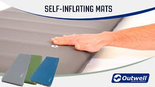 Outwell Self inflating mats - Buying Guide - How to choose the right self inflating mattress