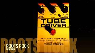 TubeWorks Tube Driver 910 3 Knob B.K. Butler Overdrive