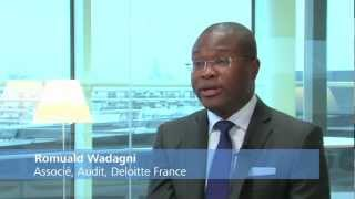 Romuald Wadagni, Partner, Audit, Deloitte France (Français)(Romuald shares what inspired him to become an auditor and how auditors play a key role in bringing confidence to the marketplace., 2013-03-12T13:57:10.000Z)