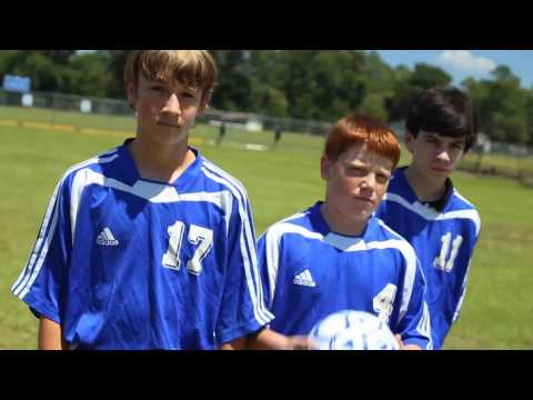 Georgia Christian School Athletic Video Segment