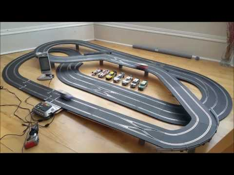 Roddy's Digital Scalextric Video