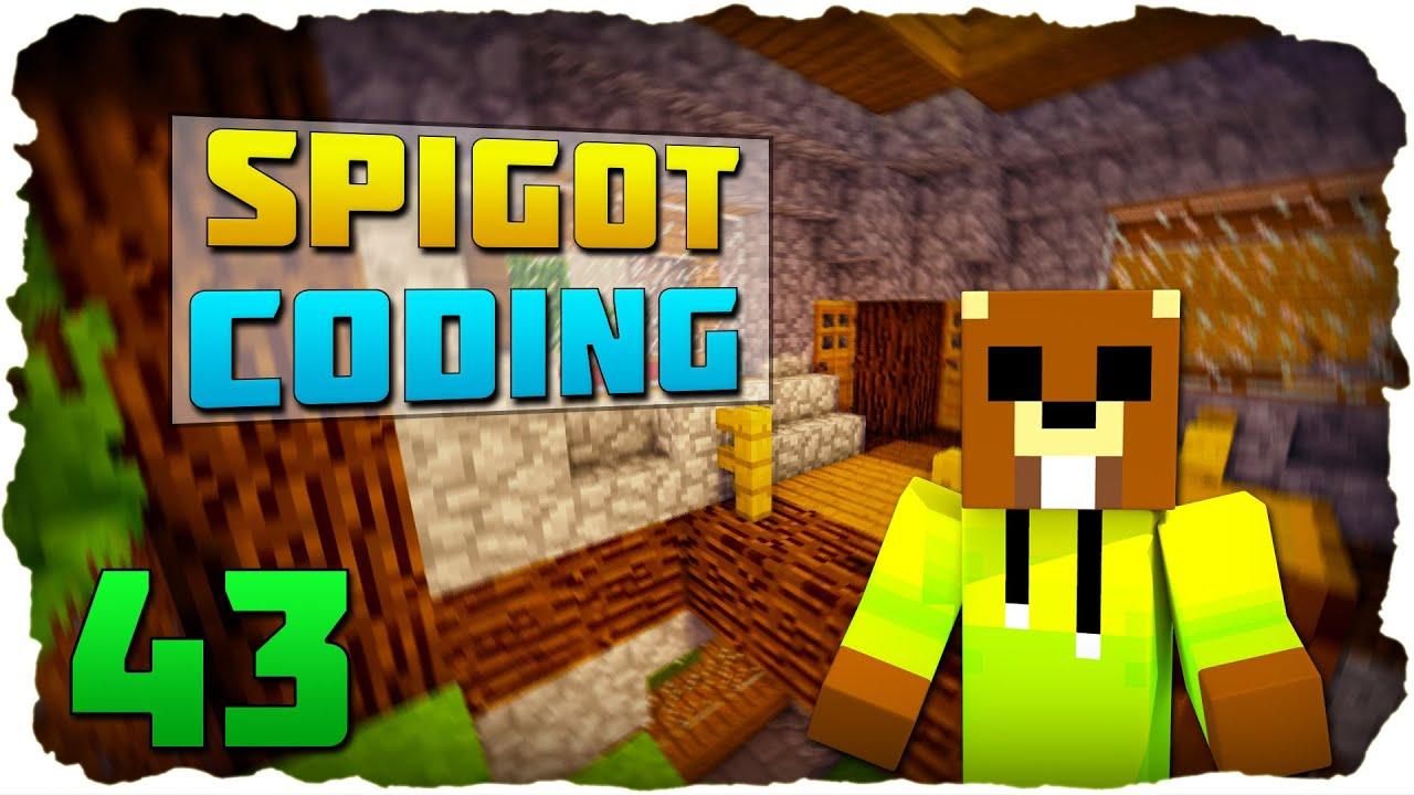 NameTag (Prefix) - Bukkit/Spigot Plugin Programmieren #43 [Minecraft 1 8]