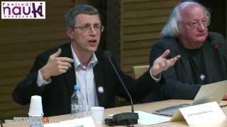Wszechświat - prosty czy złożony? Debata S.Bajtlik, M.Demiański, K.Meissner