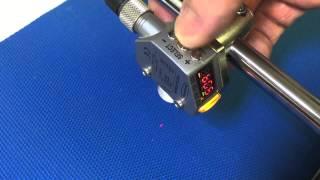 banner q4x laser sensor detects a wide range of packaging