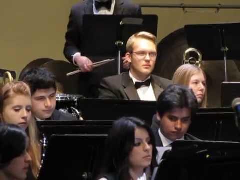 7 Sonoma State Symphonic Wind Ensemble 10/19/14