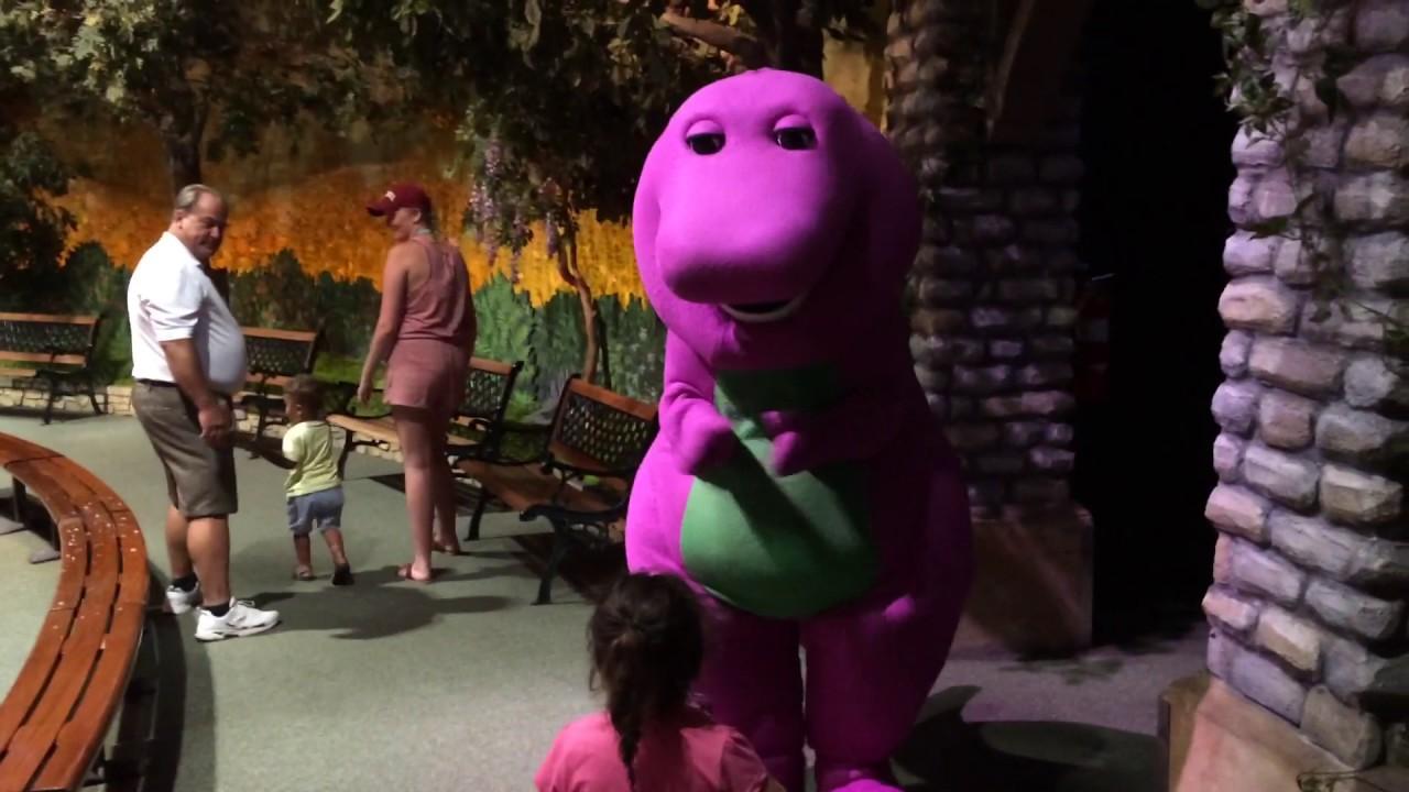 Mirren Meeting Barney 220617 Youtube