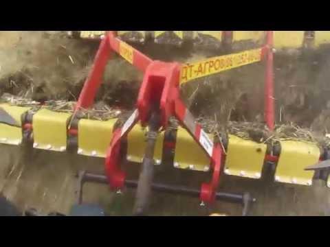 Борона дисковая БДМ-В КОРТЕС®2,3х2 КД  производства БДТ•АГРО