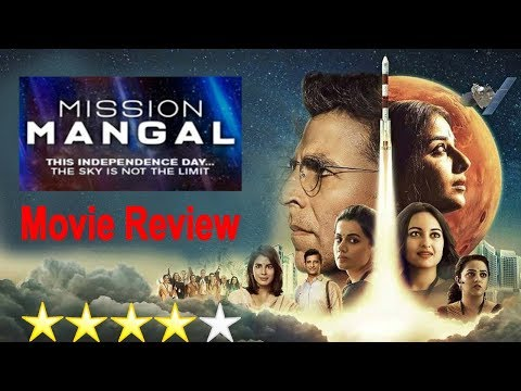 Mission Mangal | Movie Review | Akshay | Vidya | Sonakshi | Taapsee | TV Punjab
