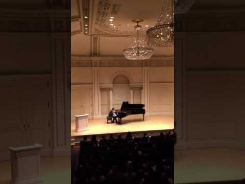 2017 Carnegie Hall